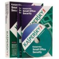 Kaspersky Small office Security (KSOS 1 Server + 10 PC)